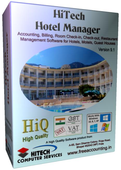 Hotel Reservation System Software, Adding New Employee In
