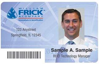 rfid cr80 id cards